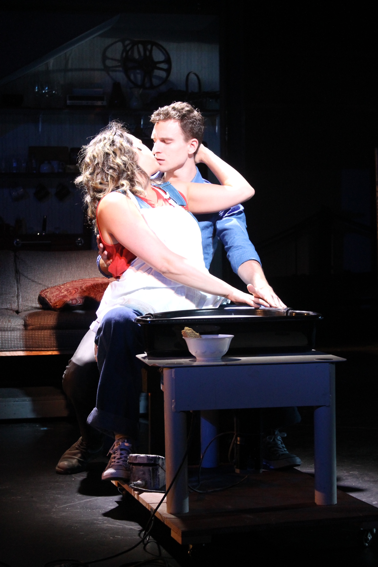 BWW Review: GHOST THE MUSICAL at White Plains Performing Arts Center