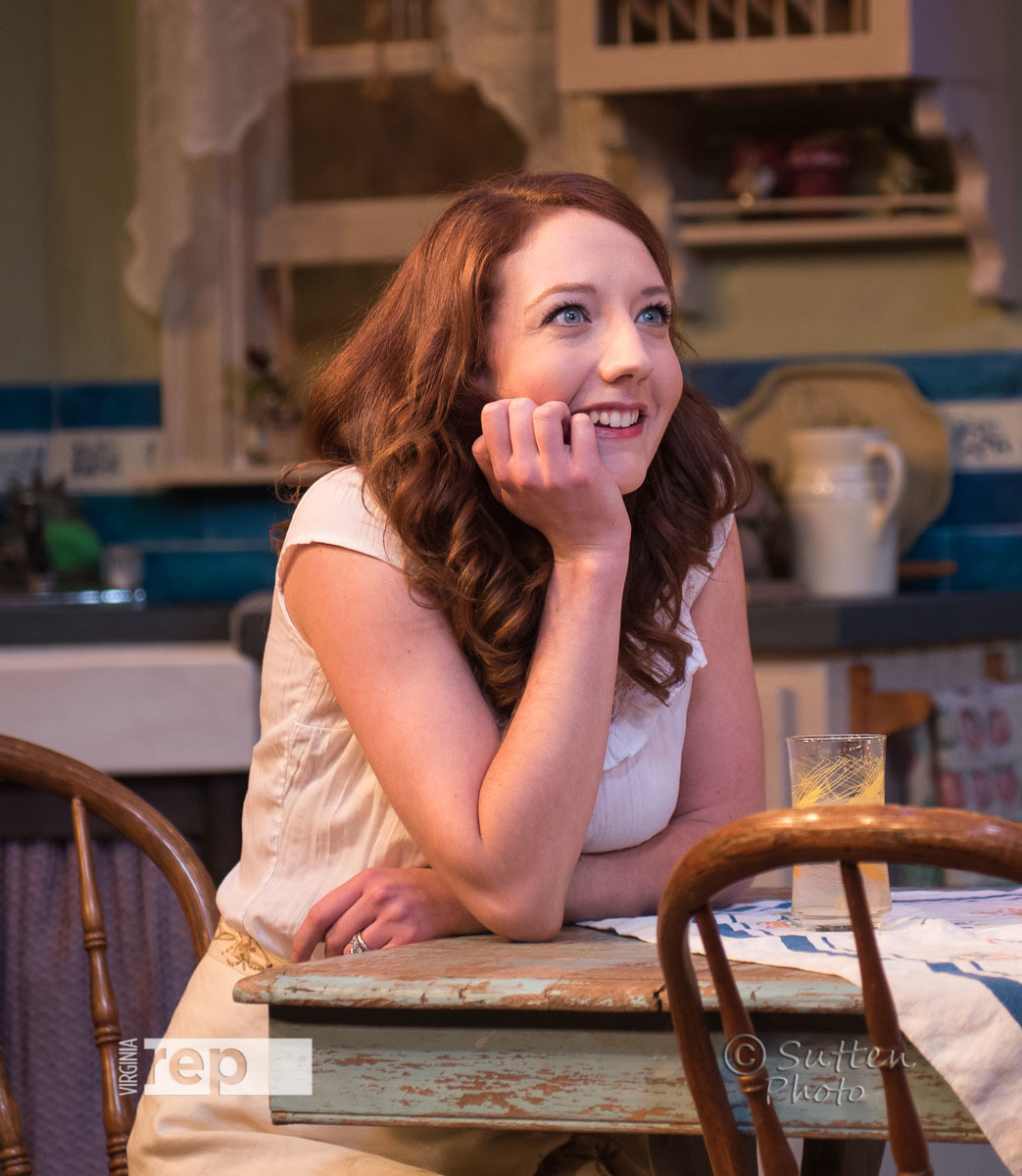 BWW Review: CRIMES OF THE HEART at VIRGINIA REPERTORY THEATRE AT THE HANOVER TAVERN: A Sweet Pageant Chronicling The Feminine Spirit