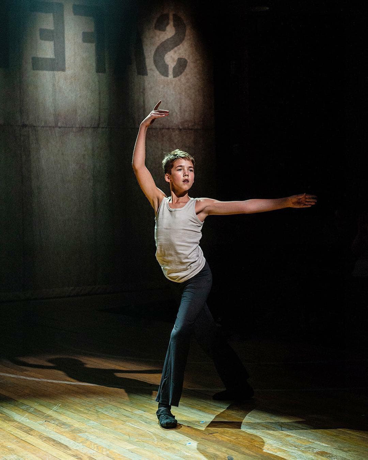 BWW Interview: Liam Redford of BILLY ELLIOT at City Springs Theatre