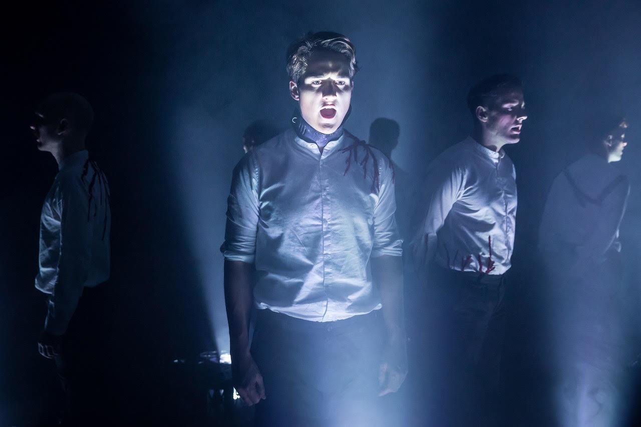 BWW Review: BURY THE DEAD, Finborough Theatre
