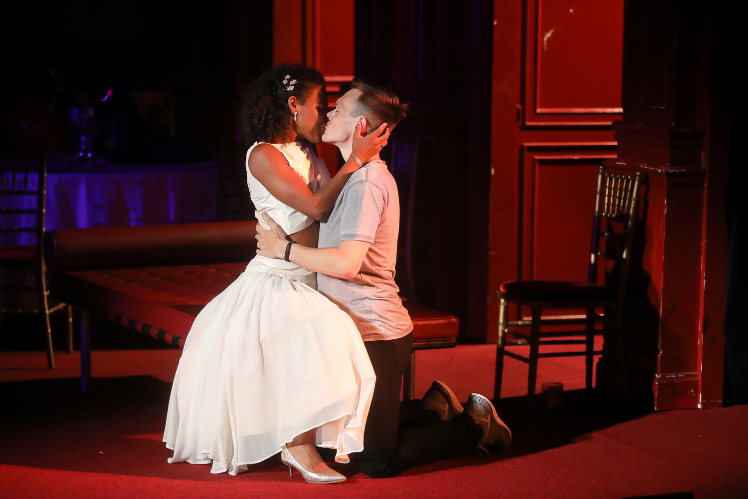 BWW Review: ROMEO & JULIET at Shakespeare Theatre Company