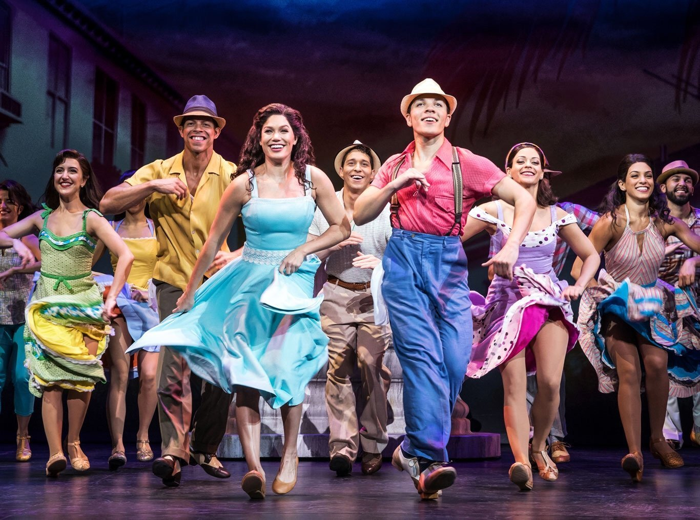 BWW Review: ON YOUR FEET! THE EMILIO & GLORIA ESTEFAN MUSICAL at Bass Performance Hall