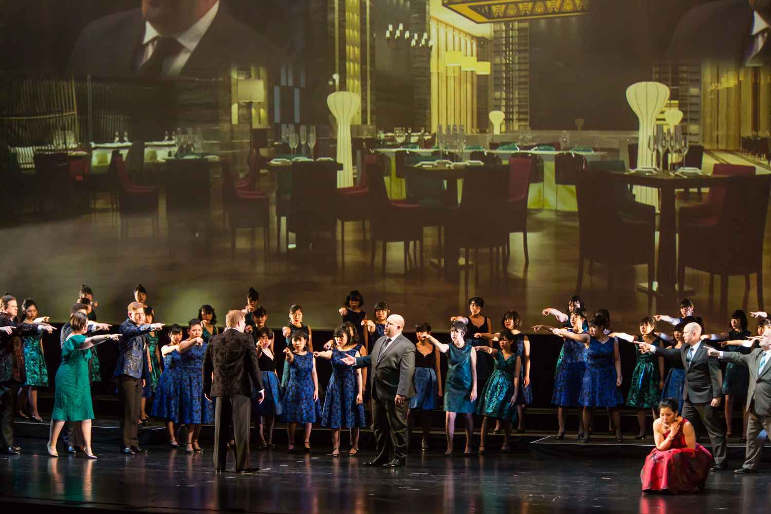 BWW Review: LA TRAVIATA with Philharmonia Orchestra Of New York - Innovation for Innovation's Sake