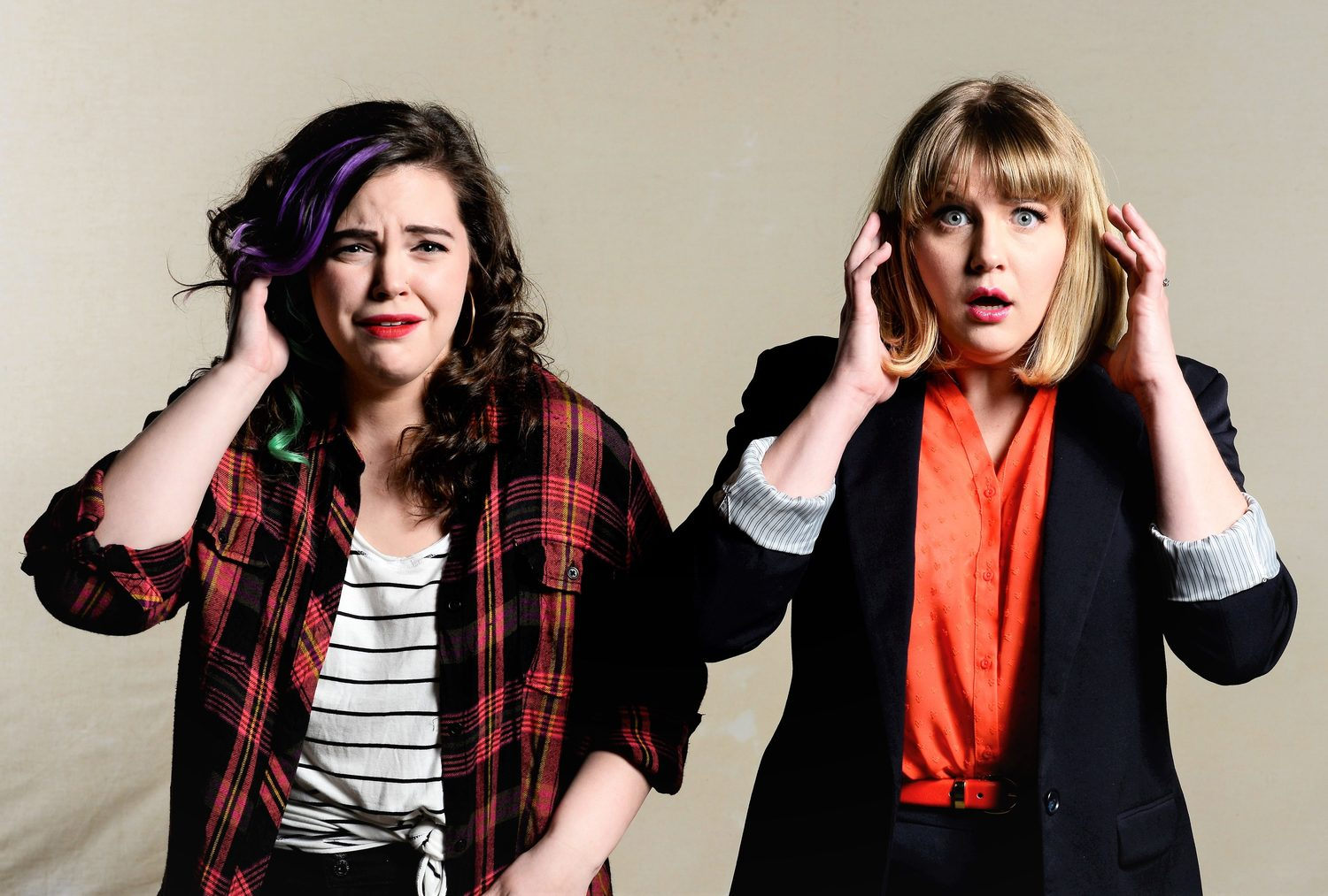 BWW Interview: Jennifer Alice Acker and Abby Holland Get Their Freak On in FREAKY FRIDAY at Horizon Theatre