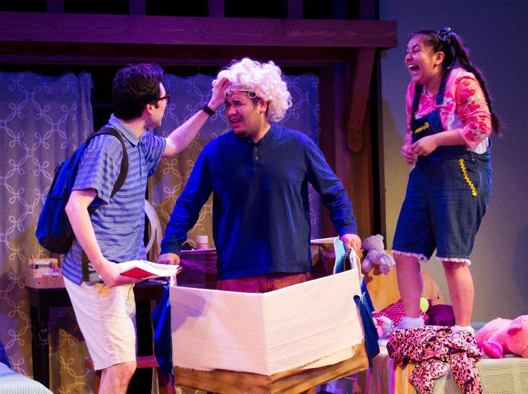 BWW Review: THE SMARTEST GIRL IN THE WORLD Charms Audiences at Austin Playhouse