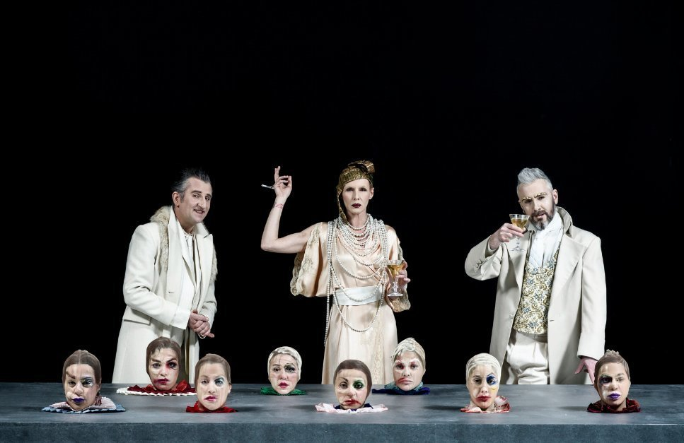 THE MAN WHO LAUGHS Comes to National Theatre Of Greece 3/22 - 3/26!