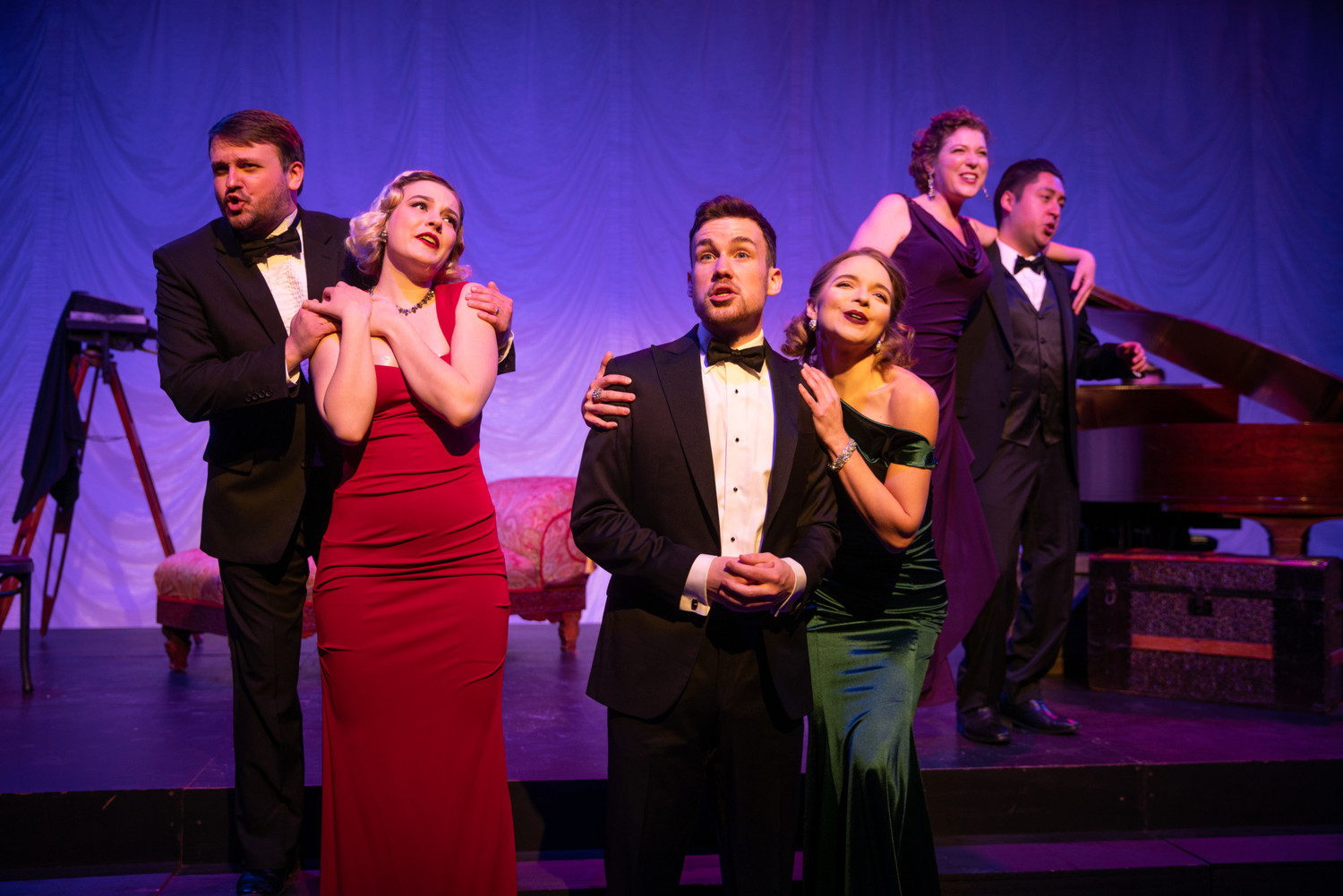 BWW Review: MACK THE KNIFE IS THE MAN I LOVE at KC Lyric Opera