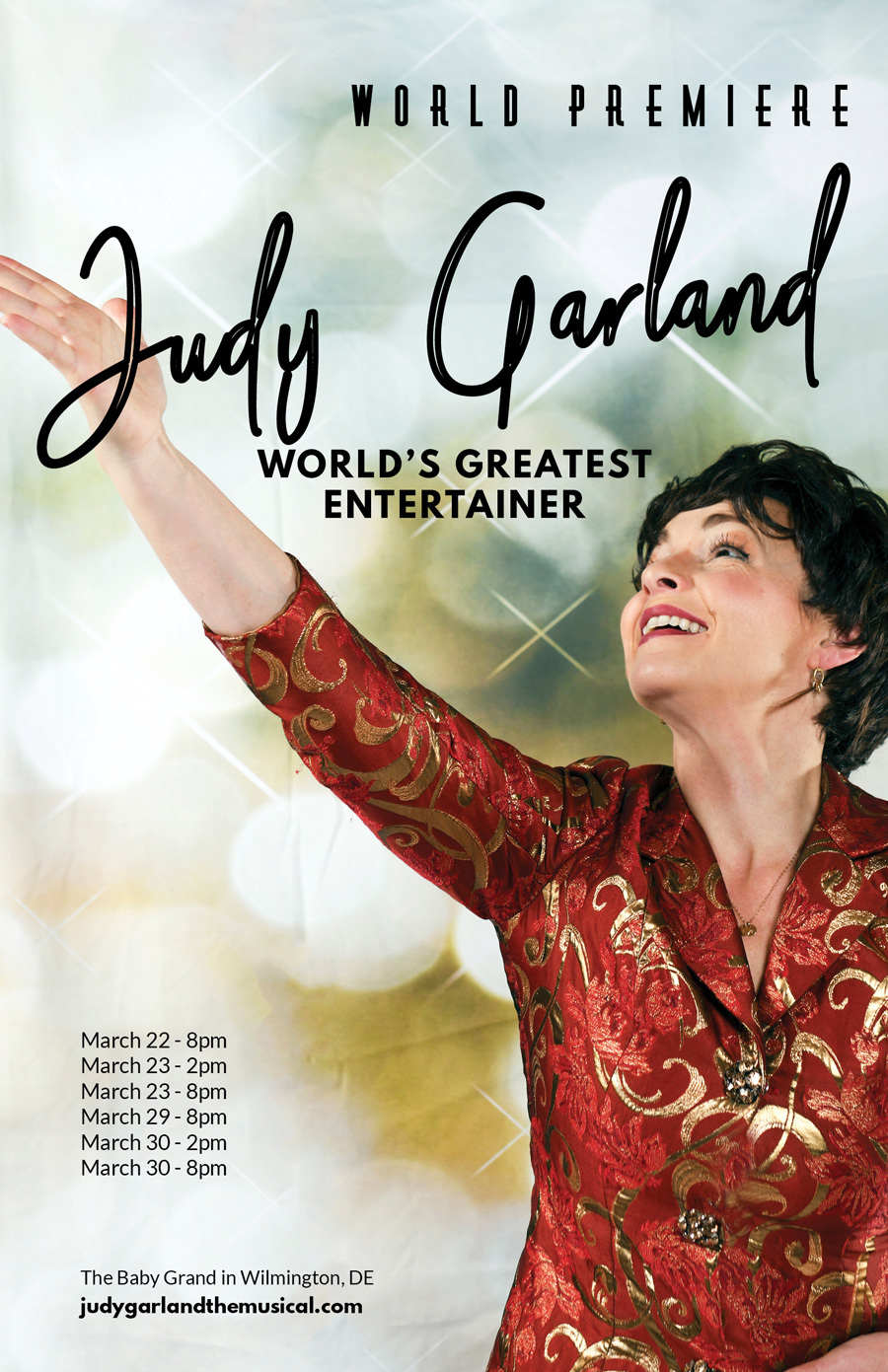 BWW Feature: JUDY GARLAND 'WORLD'S GREATEST ENTERTAINER' at Grand Opera House