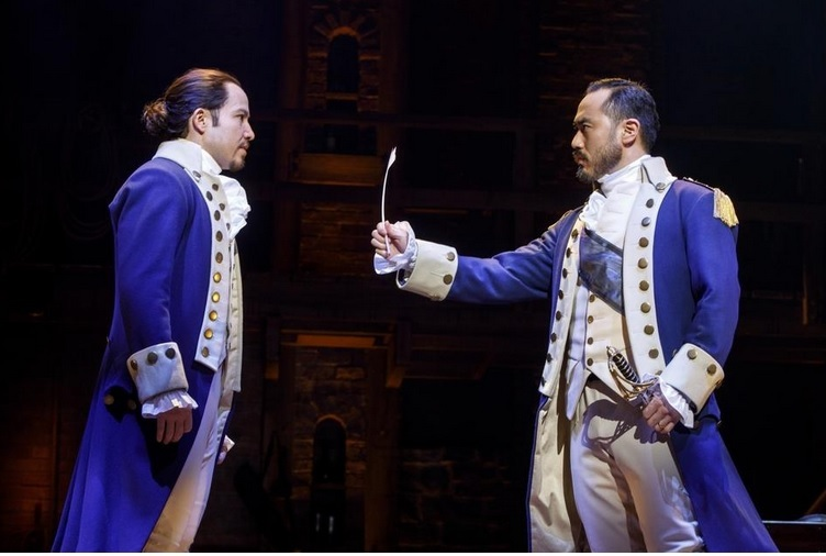 BWW Review: HAMILTON Lives Up To The Hype The Straz Center For The Performing Arts