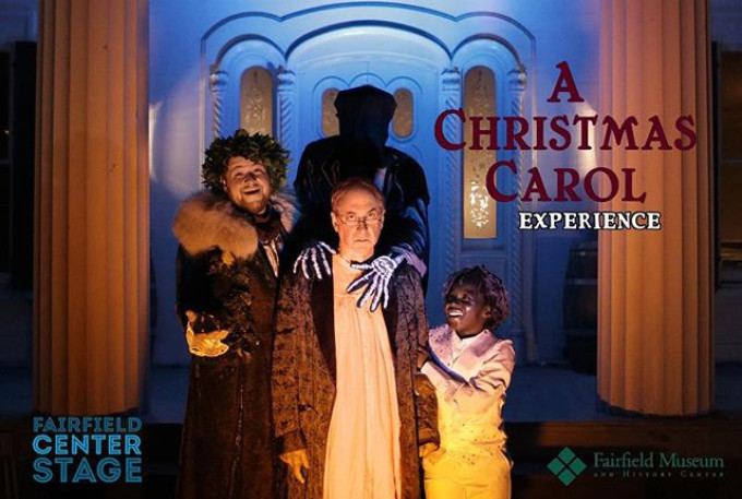 BWW Review: A CHRISTMAS CAROL EXPERIENCE at Fairfield Center Stage