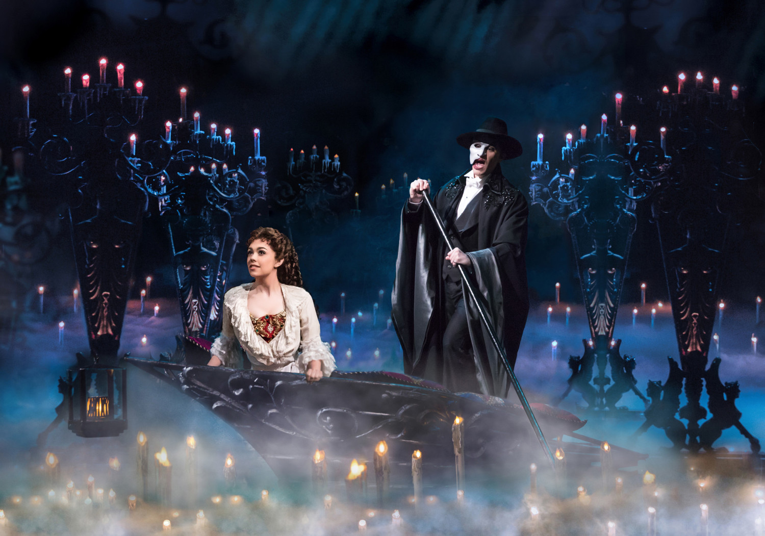 BWW Interview: Xiaoxiao Cao, A CHINESE BALLERINA IN THE PHANTOM OF THE OPERA at Majestic Theatre