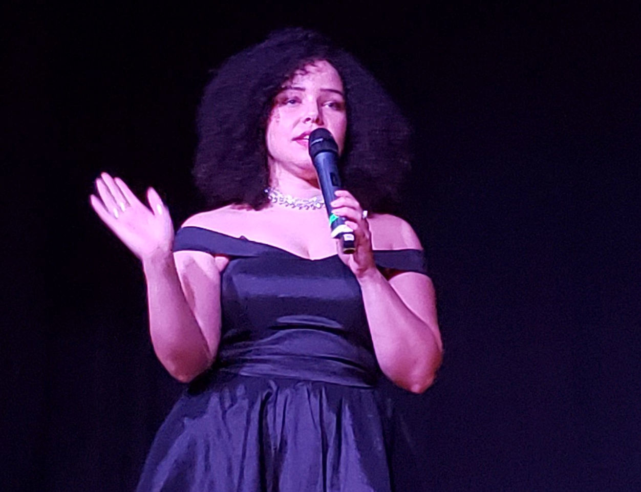 BWW Feature:  College of the Desert Alum Is Raising Funds to Perform in the Next UP WITH PEOPLE Tour