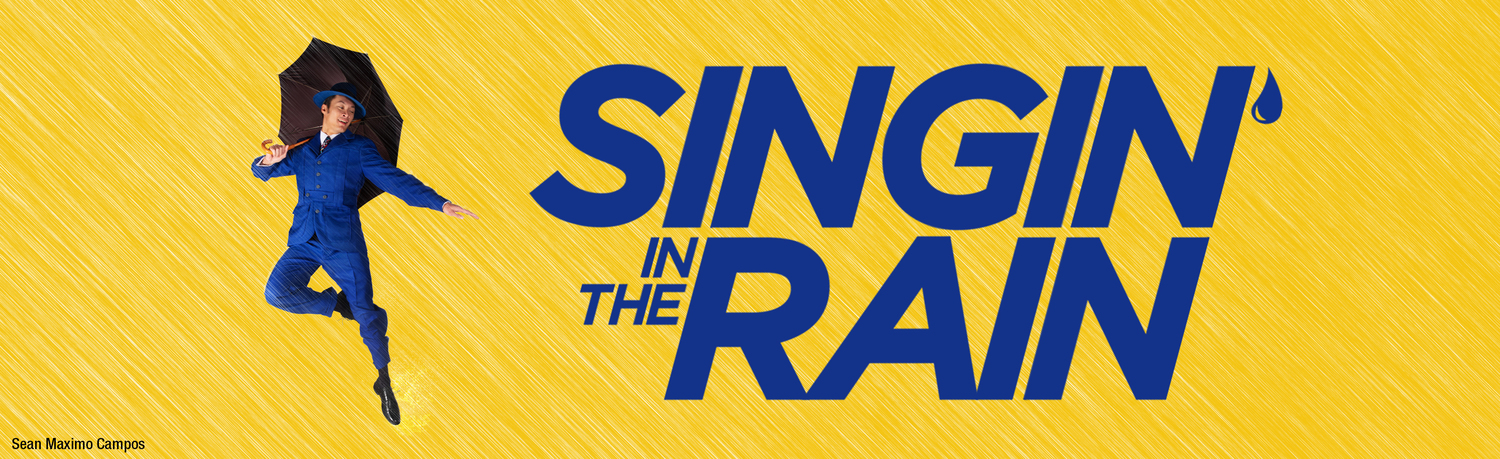 SINGIN' IN THE RAIN Comes To Barter Theatre This Month