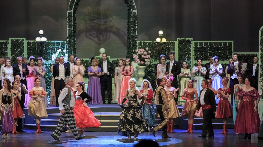 FESTIVAL OF THE OPERETTA AND THE MUSICAL Comes To National Musical Theatre
