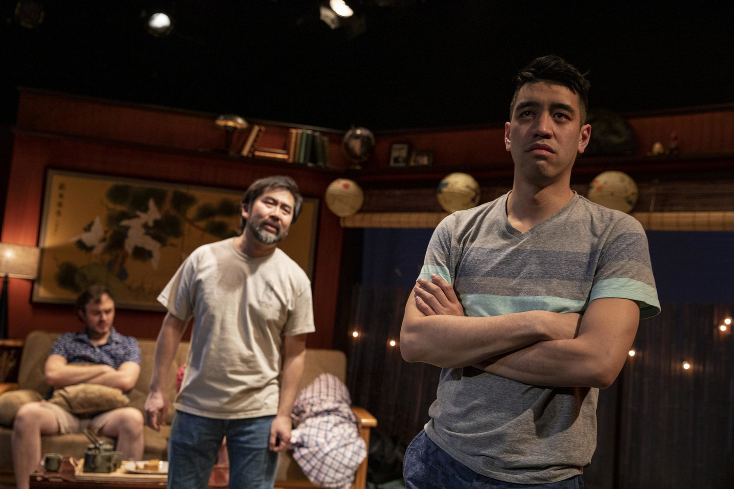 BWW Review: JUNE IS THE FIRST FALL a celebration of family and forgiveness