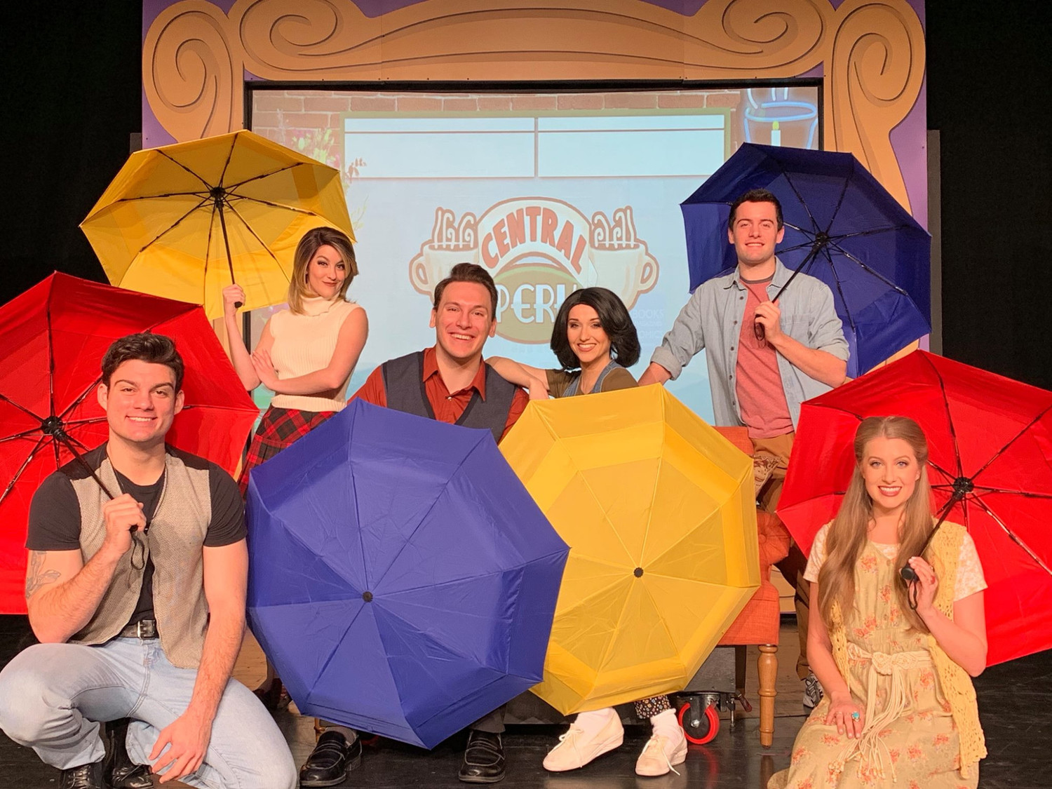 BWW Review: FRIENDS!: THE MUSICAL PARODY Is The One You Want to See with Your Millennial BFFs