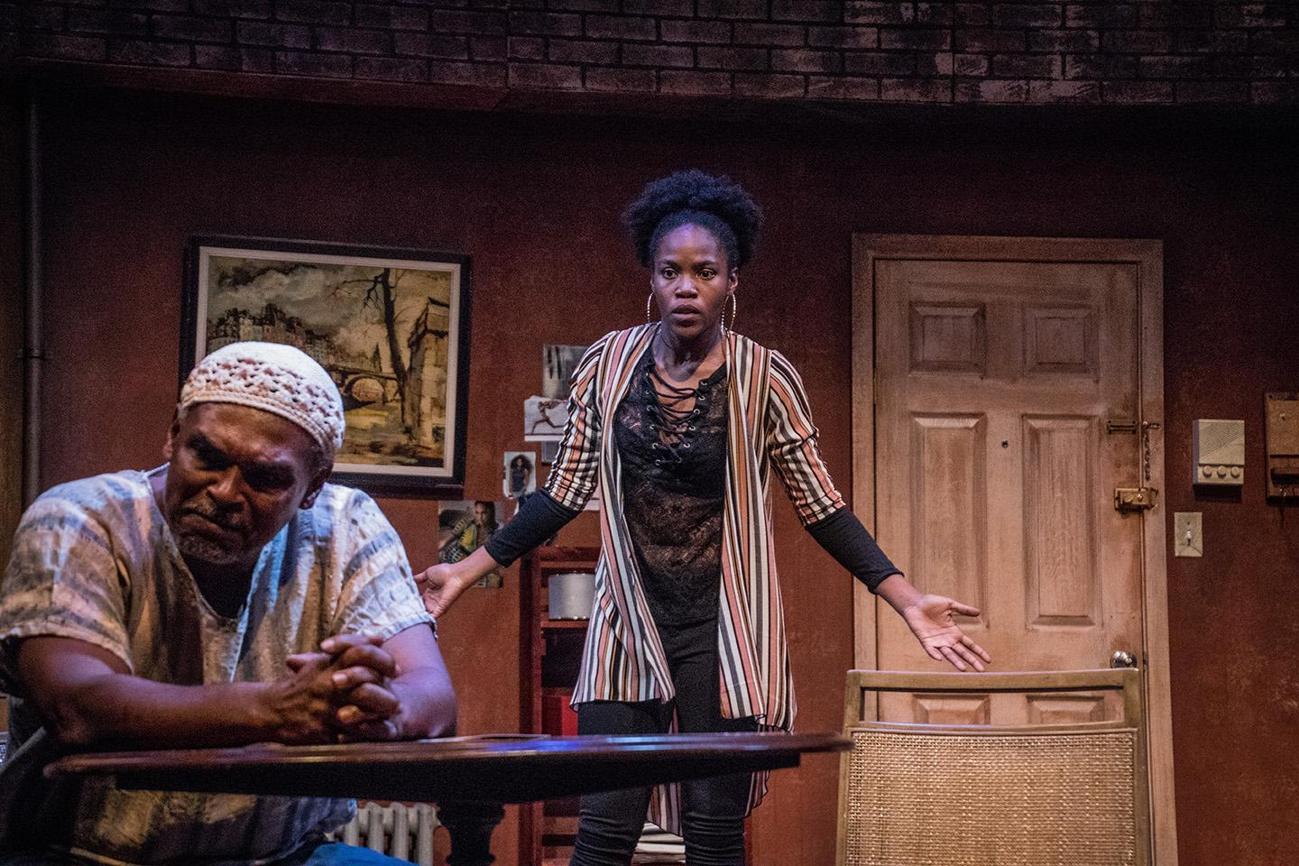 BWW Review: Dobama's 'Sunset Baby' exposes the underbelly of the great sacrifice of survival