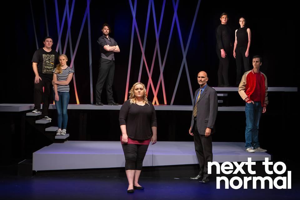 NEXT TO NORMAL at Brisbane Arts Theatre
