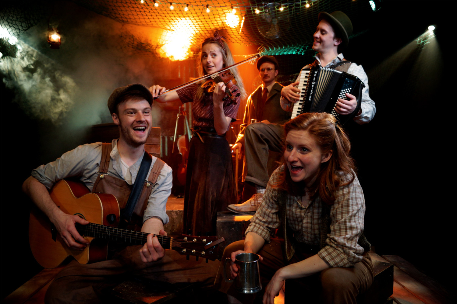 BWW Review: THE CURIOUS CASE OF BENJAMIN BUTTON, Southwark Playhouse