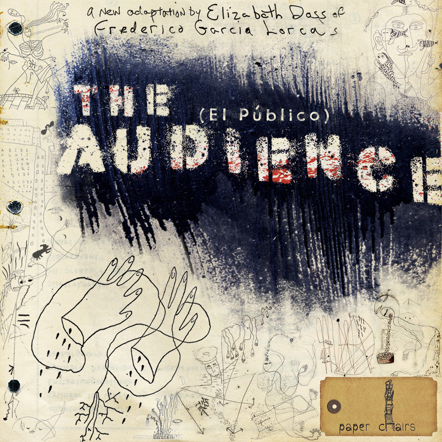 BWW Review: THE AUDIENCE (EL PUBLICO) at Austin Playhouse