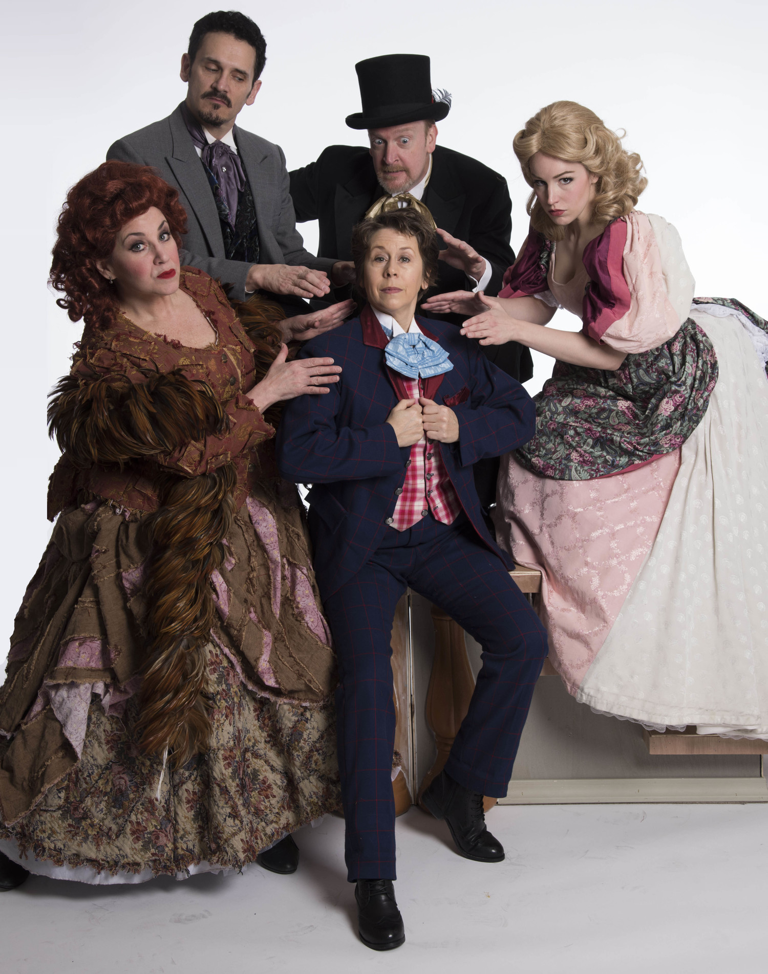 BWW Review: THE MYSTERY OF EDWIN DROOD Provides a Chance to Choose Your Own Ending!