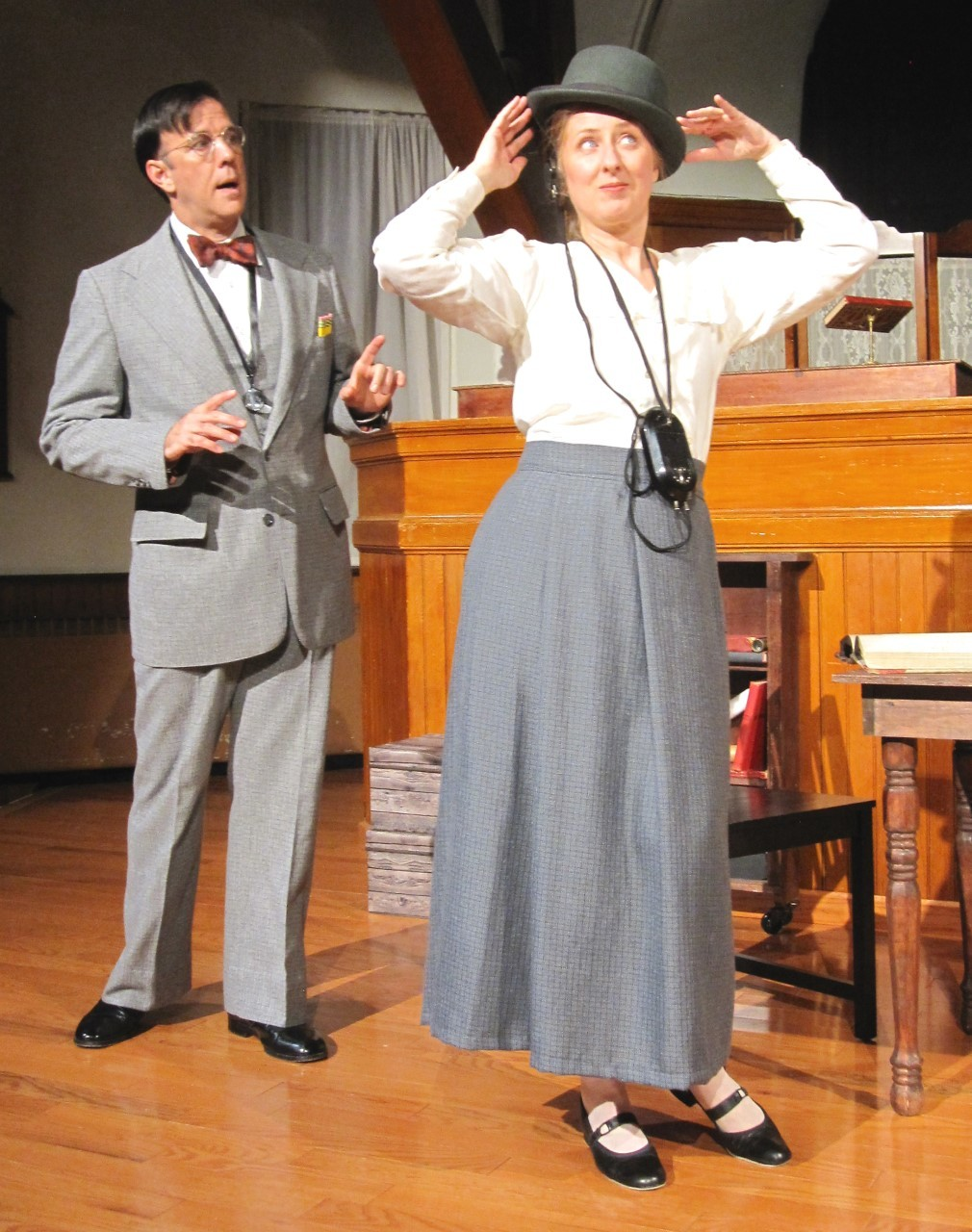 BWW Review: SILENT SKY at East Lynne Theater Company