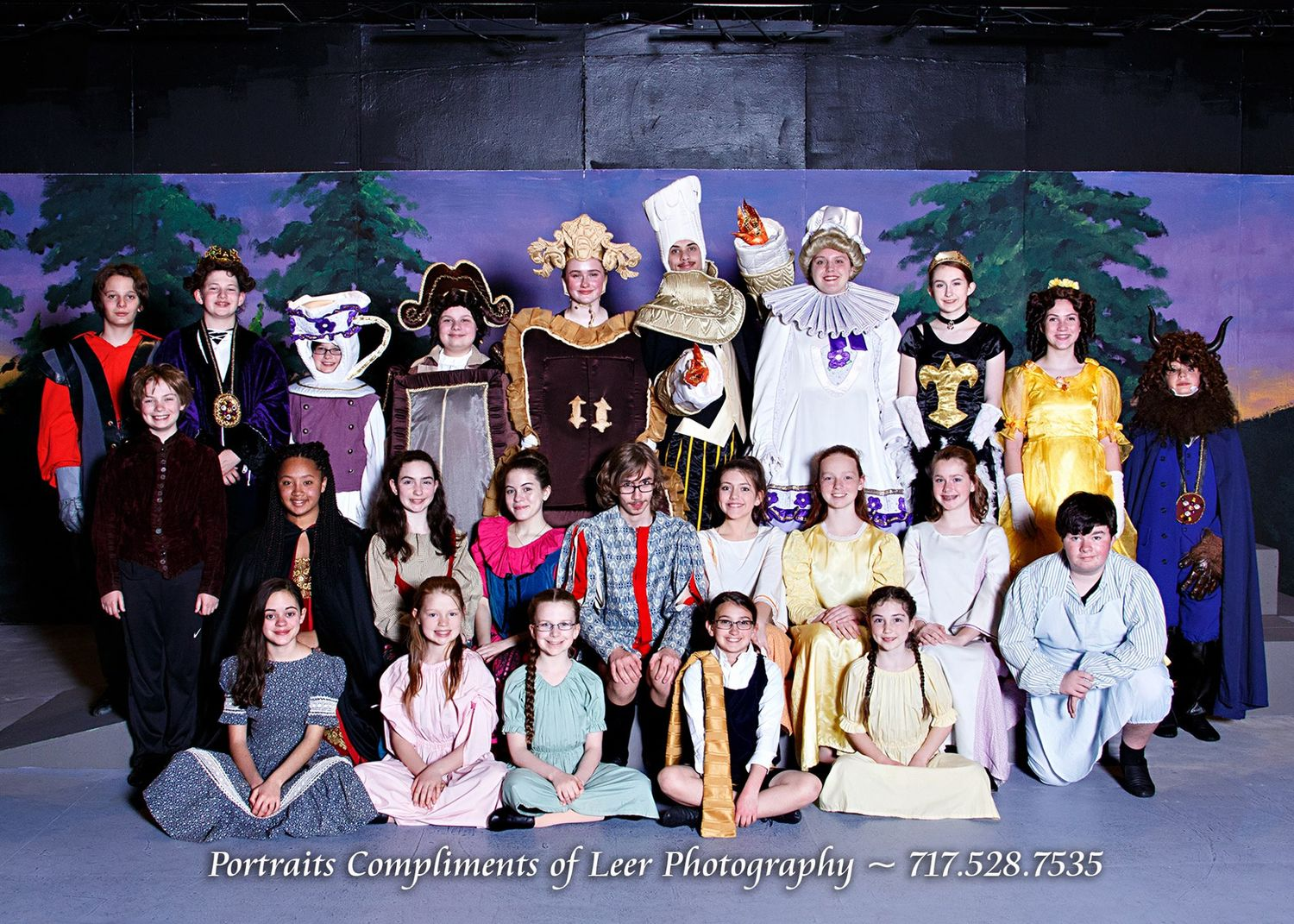 BWW Interview: Bruce Moore of BEAUTY AND THE BEAST JR. at Gettysburg Community Theatre