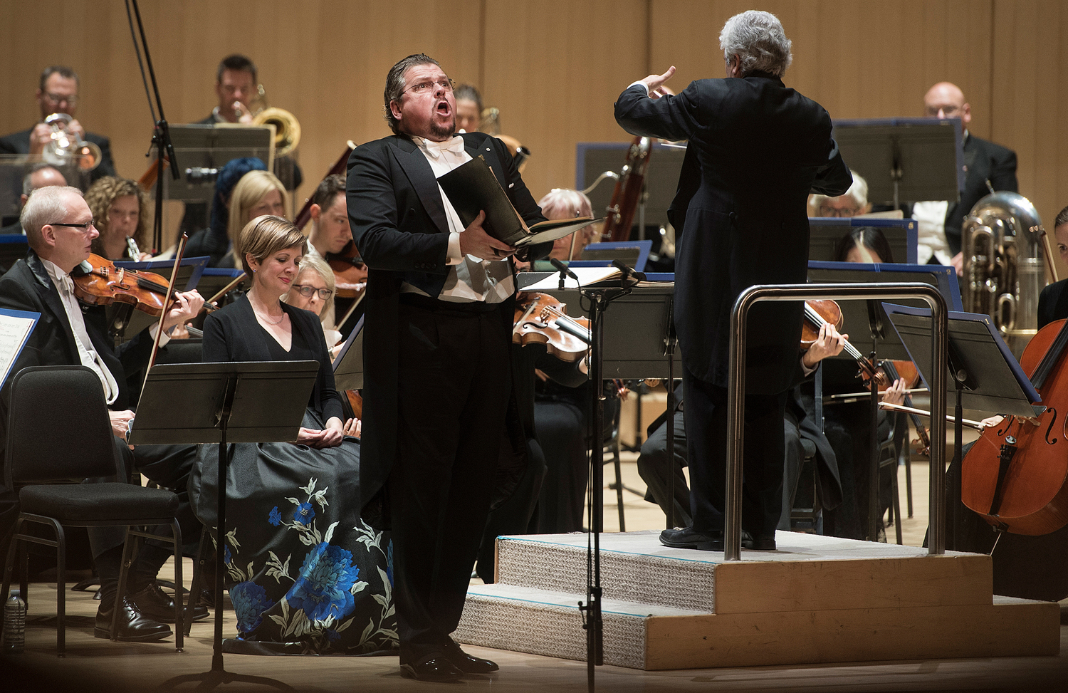 BWW Review: TSO Honours Maureen Forrester with Howard Shore Premiere and Mahler Favourite
