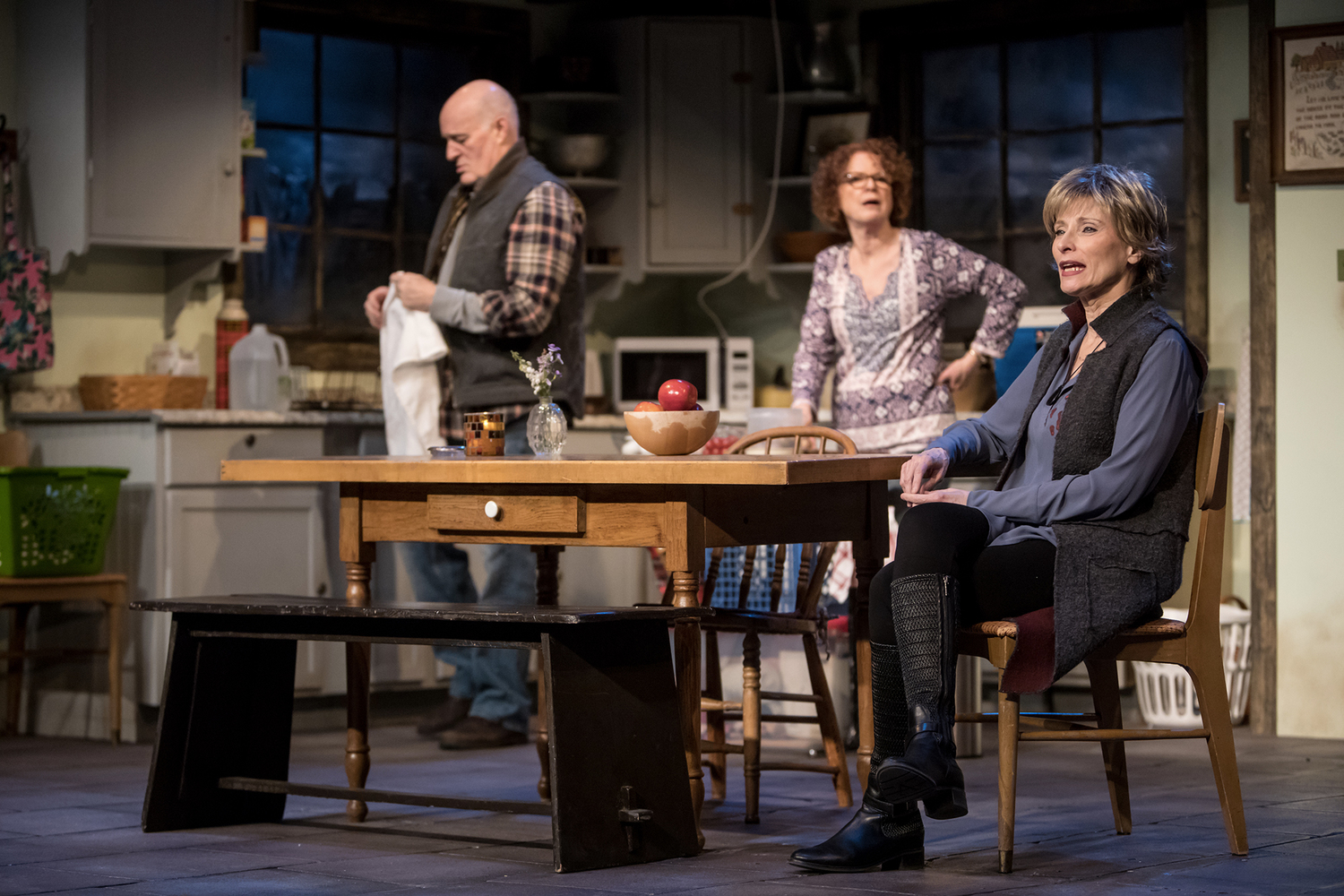 BWW Review: Sobering and Resonant Regional Premiere of THE CHILDREN at Jungle Theater