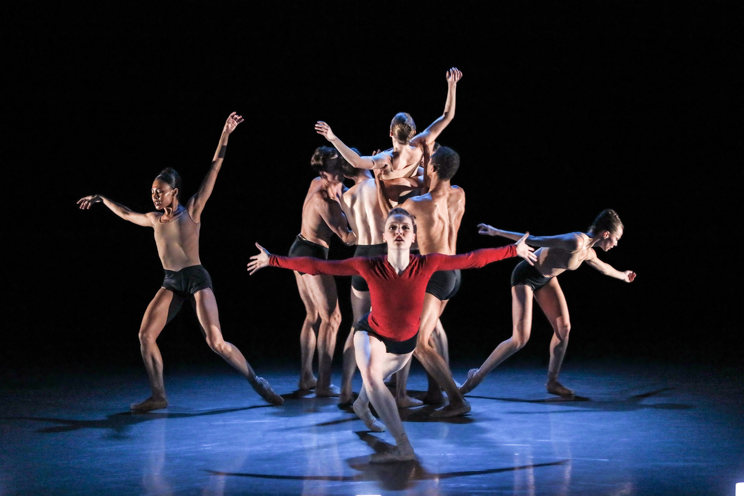 BWW Review: The Truly Innovative Dances of Charlotte Ballet's INNOVATIVE WORKS Are Mesmerizing