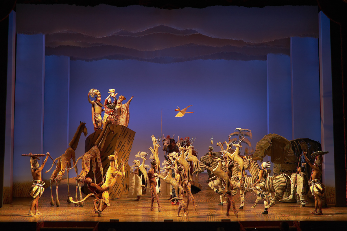 Regional Roundup: Top New Features This Week Around Our BroadwayWorld 2/23 - THE LION KING, FINDING NEVERLAND, and More!