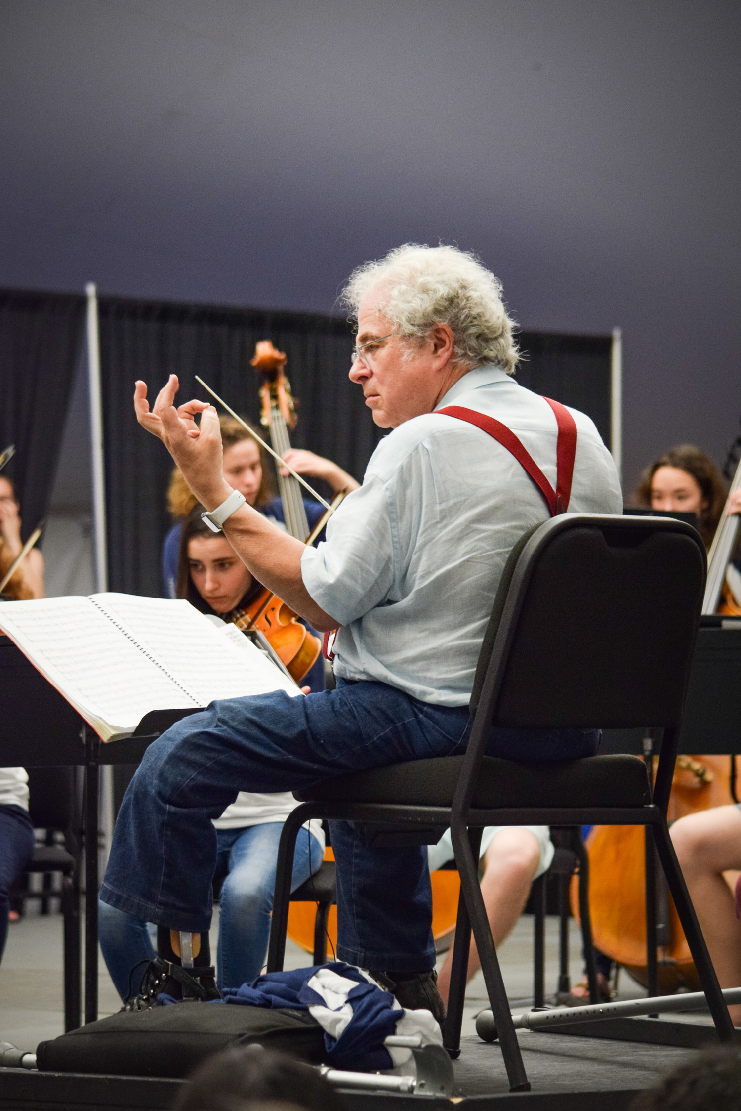 BWW Review: ITZHAK PERLMAN at Van Wezel Performing Arts Hall
