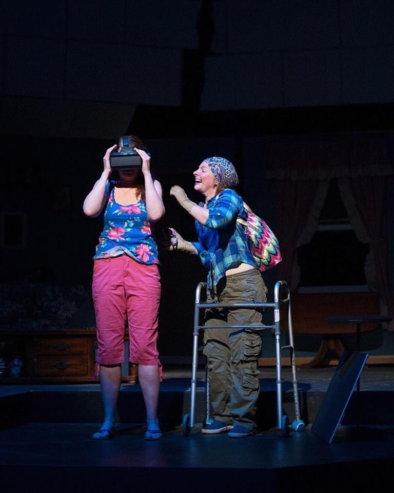 BWW Review: UGLY LIES THE BONE at Penobscot Theatre in Bangor, ME
