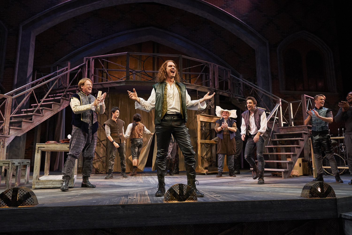 SHAKESPEARE IN LOVE Coming To New Stage Theatre