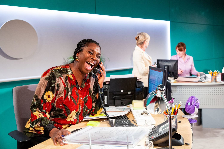 BWW Review: RASHEEDA SPEAKING, Trafalgar Studios