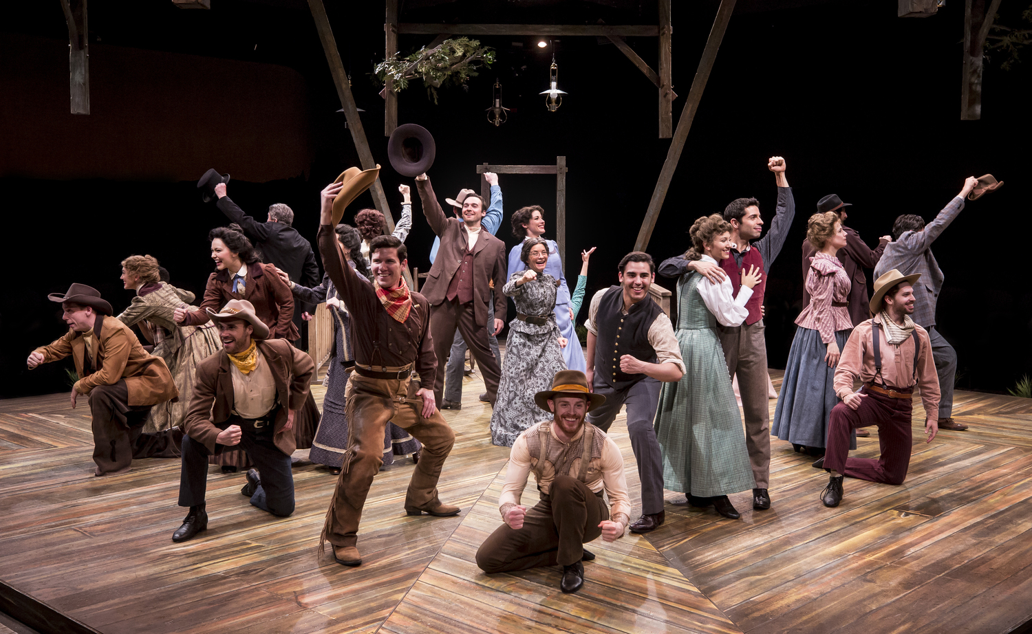 BWW Review: OKLAHOMA! at Marriott Theatre