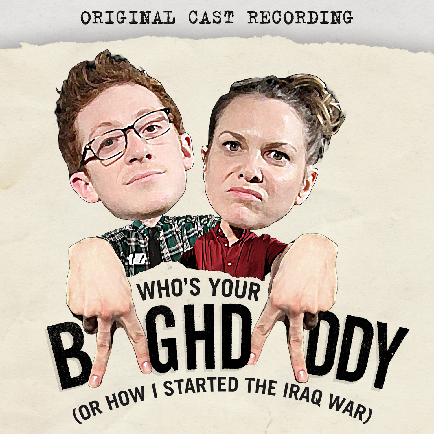 BWW Album Review: WHO'S YOUR BAGHDADDY Deserves Everything And More