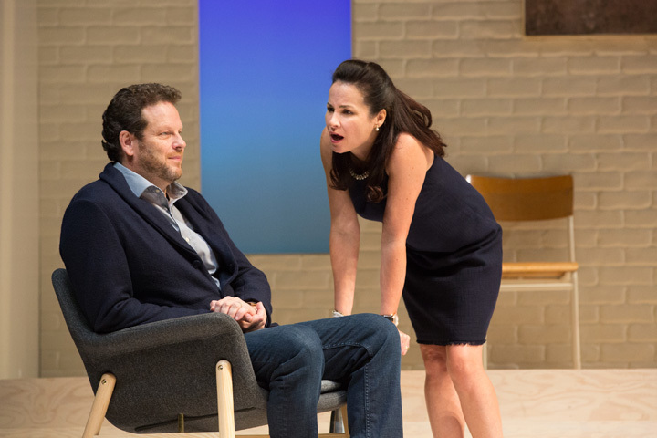 BWW Review: Soulpepper's THE GOAT OR, WHO IS SYLVIA? Shocks with Gripping Performances