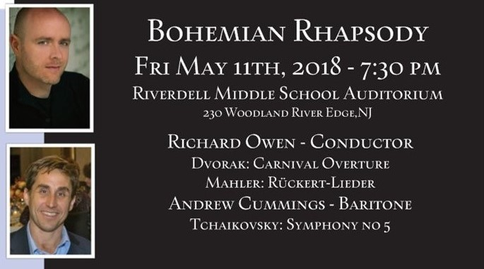 The Adelphi Orchestra Presents Bohemian Rhapsody