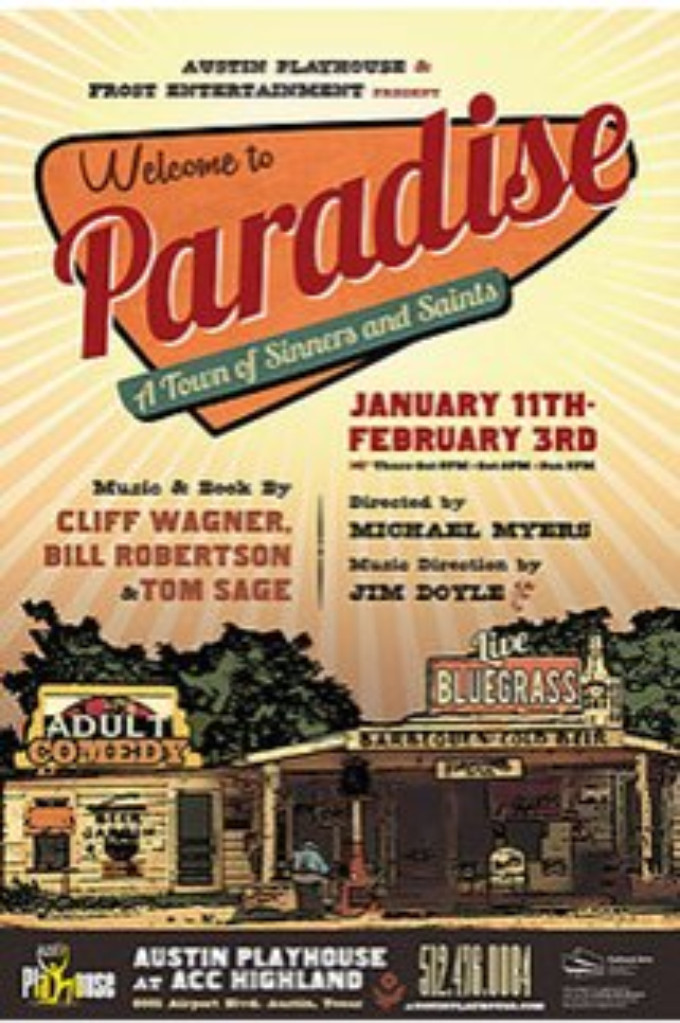BWW Review: PARADISE at Austin Playhouse