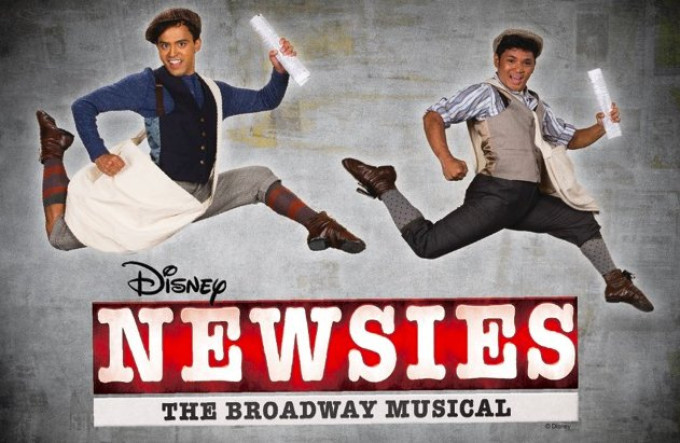 BWW Review: NEWSIES at Diamond Head Theatre Carries the Banner