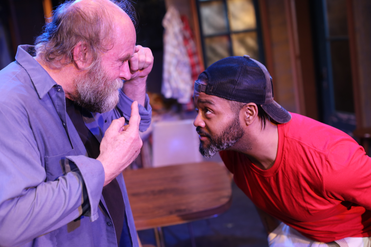 BWW Review: Acting Soars in LATE HENRY MOSS at None Too Fragile