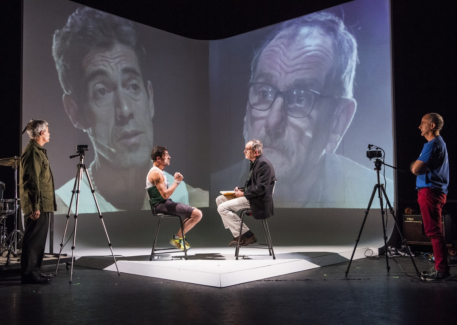 BWW Review: MINEFIELD, Royal Court