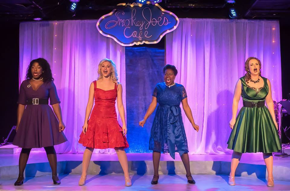 BWW Review: SMOKEY JOE'S CAFE is Energetic, Must-See Fun at TexArts