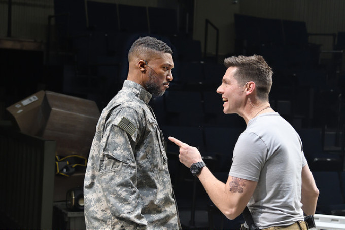 BWW Review: OTHELLO at Trinity Rep