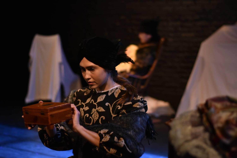 BWW Review: Fantastic and Fantastical GOBLIN MARKET at Head Trick Theatre