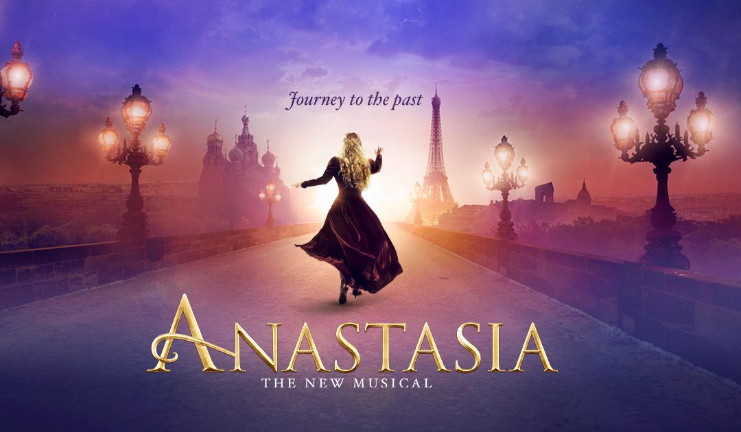 Se confirma el estreno de ANASTASIA en Espa a