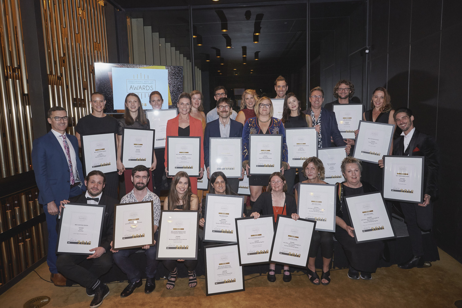 BWW Feature: PAWA AWARDS at The State Theatre Centre Of Western Australia