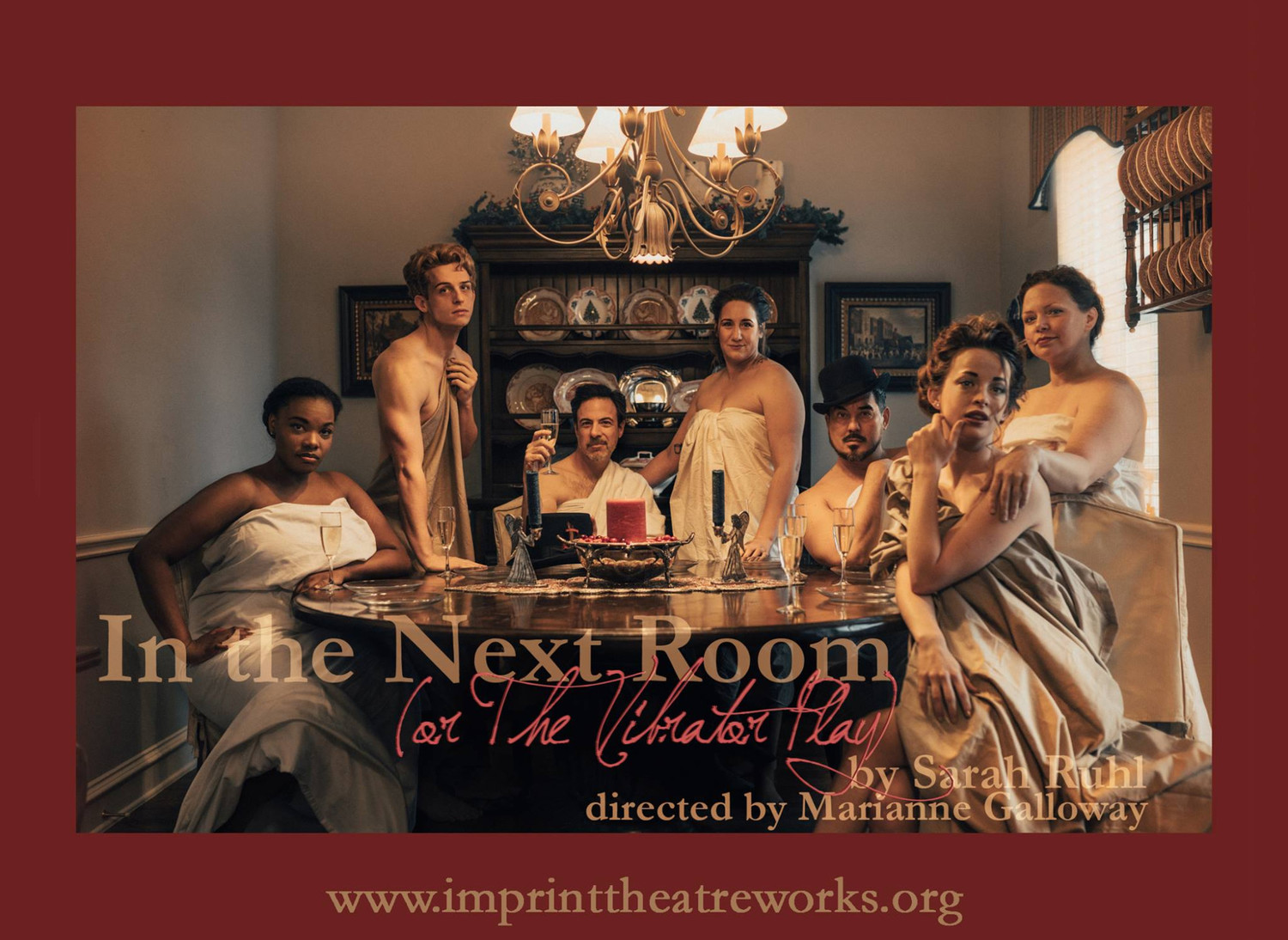 BWW Review: IN THE NEXT ROOM Satisfies at Imprint Theatreworks
