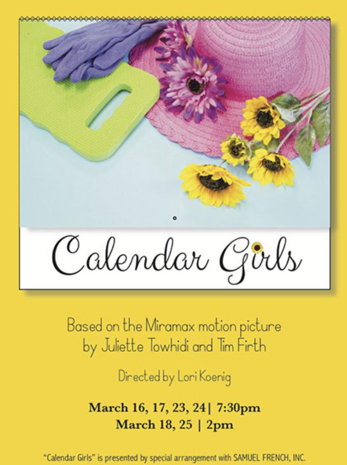 CALENDAR GIRLS is Coming to Fargo Moorhead Community Theatre
